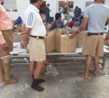 Lockdown – 4500 Swayamsevaks distributing 1.3 lac food packets every day in Delhi