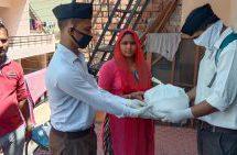 हरियाणा – 20 संगठनों के दो हजार कार्यकर्ता जरूरतमंदों की सहायता में जुटे