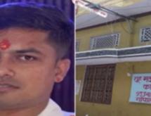पटना – सन्नी गुप्ता के पिता ने लगाया मकान बिकाऊ है का पोस्टर