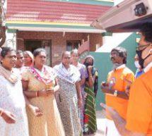 Tamilnadu – Swayamsevaks touches 10.75 lakh lives in 21 days in Southern and Western Tamilnadu