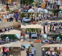 राष्ट्रीय स्वयंसेवक संघ द्वारा पश्चिम महाराष्ट्र में 67 हजार परिवारों को सहारा