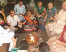 परिवार प्रबोधन – लॉकडाउन के दौरान परिवारों में ऊर्जा का संचार कर रहा संघ
