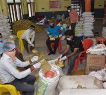 लखनऊ – प्रतिदिन 35 राहत केंद्रों के माध्यम से 8 हजार लोगों तक पहुंच रही राहत