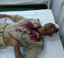 कन्नौज – नमाज के लिए एकत्रित भीड़ को हटाने पहुंची पुलिस पर जानलेवा हमला