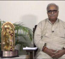 रामनवमी पर्व पर राष्ट्रीय स्वयंसेवक संघ के सरकार्यवाह भय्याजी जोशी का संदेश