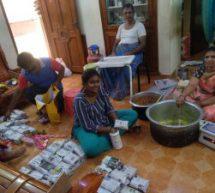 चैन्नई – सुबह 3.00 बजे से शुरू हो जाती है स्वयंसेवक के परिवार की दिनचर्या