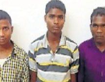 कोरोना महामारी के वक्त नक्सली हमले की साजिश, तीन नक्सली गिरफ्तार