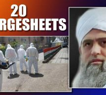 Delhi Police – Crime Branch files 20 charge-sheets Against Tablighi Jamaat Members