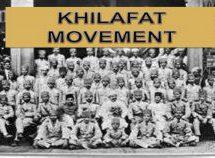 Politics post Pandemic – Spanish flu, First world war and Khilafat movement