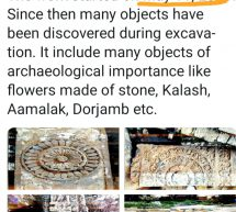 Ram Mandir in Ayodhya – Artefacts, idols, shivling found during land levelling work