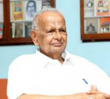 Pranam to Great soul – Veteran RSS Pracharak R. Venugopal passes away