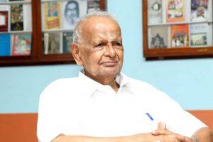 Pranam to Great soul – Veteran RSS Pracharak R. Venugopal passes away