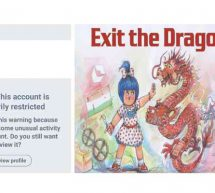 #ExitTheDragon – Twitter restricts Amul's official account