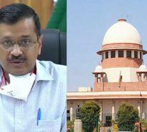 सर्वोच्च न्यायालय ने दिल्ली सरकार को लगाई फटकार
