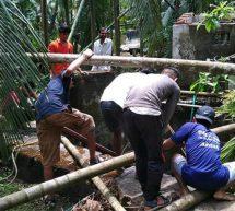 'निसर्ग'चक्रवात–कोकण वासियों की मदद के लिए आगे आए संघ के स्वयंसेवक