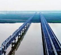 कोसी नदी पर रेल पुल तैयार, 298 किमी. की दूरी मात्र 22 किमी. में सिमट जाएगी