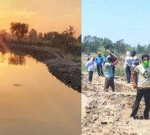 सकारात्मक – मोक्षदायिनी कल्याणी नदी का प्रवासी श्रमिकों ने बदला स्वरूप