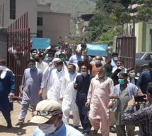 POJK – Residents protest against China and Pakistan over illegal construction of dams over Neelum and Jhelum rivers