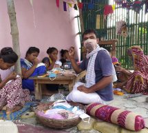 AtmaNirbhar Bharat – Madhubani Artist's Phone Hasn't Stopped Ringing after His Handpainted Face Masks Went Viral