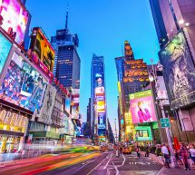 New York – Times Square to display Lord Ram's images, Ayodhya temple model on August 05