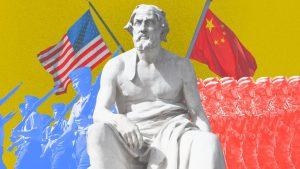 Thucydides Trap – चीन, अमरीका एवं भारत के युद्ध की संभावना..!!