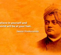 Swami Vivekananda's vision of Self Reliant India