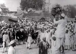 World War I and the Indian Muslim response