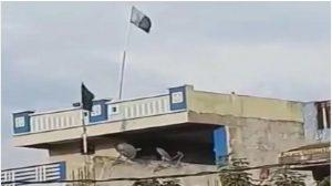 देवास – फारुक ने छत पर लगाया पाकिस्तान का झंडा, पुलिस ने किया गिरफ्तार