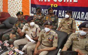 आतंक मुक्त कश्मीर – सुरक्षा बलों ने किया 26 टॉप आतंकी कमांडरों का सफाया