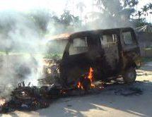 असम – सोनितपुर में रामभक्तों की रैली पर हथियारों से लैस भीड़ ने किया हमला, रामधुन बजाने का किया विरोध