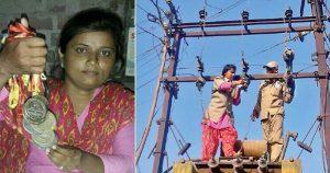 गांव को प्रकाशमान करने वाली महाराष्ट्र की वायर वूमन