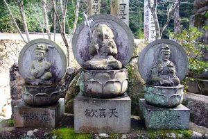 वैश्विक गणेश / एक – जापान में भगवान गणेश