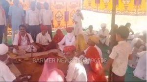 Rajasthan – 50 Muslim families in Rajasthan embrace Hinduism on Bhoomi Pujan of Ram Temple