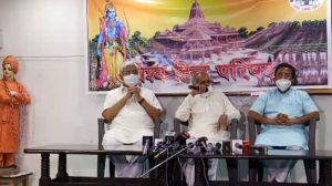 सारे संसार में भारत वर्ष का और भारत में हिन्दू समाज का मस्तक ऊंचा होना चाहिए – चम्पत राय