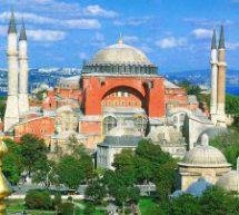 Hagia Sophia, Ram Mandir and Our Republic