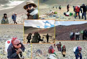 लद्दाख – चीनी सेना को पस्त करने के लिये पूर्व सैनिक, युवा, महिलाएं भी तैयार