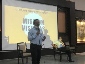 COVID-19 से जंग – नागपुर महानगर पालिका व राष्ट्रीय स्वयंसेवक संघ लोक कल्याण समिति का 'मिशन विश्वास'