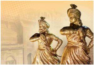 बलिदानी राजा शंकर शाह और कुंवर रघुनाथ शाह
