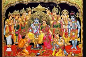 सबहिं नचावत राम गोसाईं
