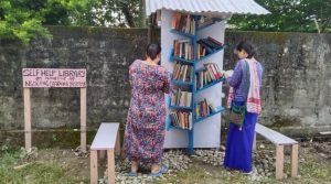 Arunachal Pradesh – 'Street library' to nurture reading habit among people
