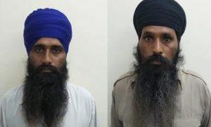 दिल्ली – बब्बर खालसा इंटरनेशनल के दो आतंकियों को गिरफ्तार करने में सफलता