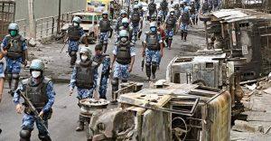 बेंगलुरु हिंसा – सेंट्रल क्राइम ब्रांच ने एसडीपीआई के तीन कार्यालयों में मारे छापे