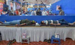 सार्वजनिक गणेशोत्सव – बाप्पा की प्रेरणा से आरोग्योत्सव के रूप में मनाया गया गणेशोत्सव