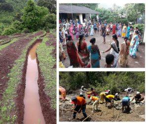सेवा सहयोग के मार्गदर्शन से जलसमृद्धि की ओर बढ़ता पेणंद गांव