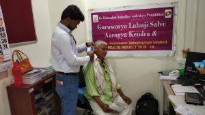 SPMESMकी स्वास्थ्य सुविधाओं से सेवा बस्तियों में सुधार…