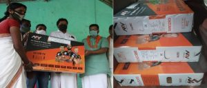 Seva4Society – 'Vidya Daanam' project started to support children in remote tribal hamlets in Kerala