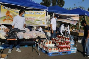 Seva4Society – Hindu Organizations Extend Helping Hand to Hispanic Community in Southern California