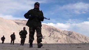 सेना ने भारतीय क्षेत्र में पीएलए सैनिक को पकड़ा