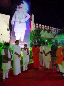शरद पूर्णिमा – भारत रत्न नानाजी देशमुख की 104वीं जयंती