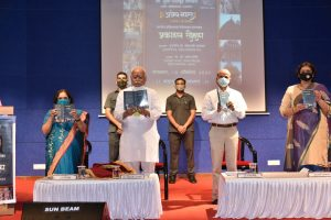 The testimonial writing about glorious history through 'Ajey Bharat' – Dr. Mohan Bhagwat